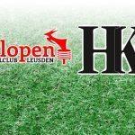 HKC laat het afweten tegen Antilopen