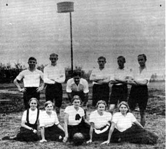 Team van 1938
