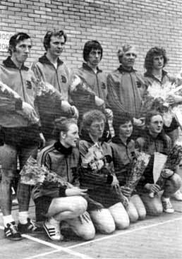Team van 1975