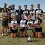 HKC A1 pakt kampioenschap op het veld