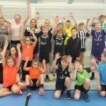 HKC-jeugd begint 2019 sportief