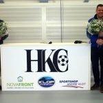 Sponsors 1e selectie langer bij HKC