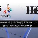 Voorbeschouwing DOS(W) – HKC