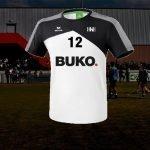 Shirtsponsor voor HKC C-jeugd BUKO Infrasupport