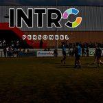 Nieuwe sponsor: INTRO Personeel