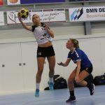 Moment in de wedstrijd HKC 1 - Nieuwerkerk 1