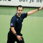 Het Kompas: 'Scheidsrechter Stan de Groot kijkt met goed gevoel terug op korfbalfinale'