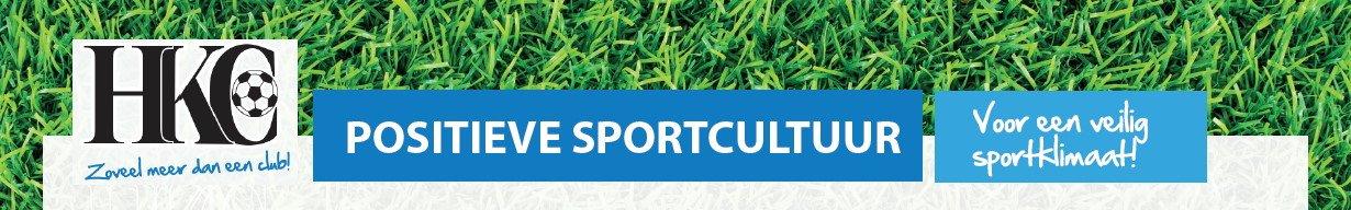 Positieve sportcultuur
