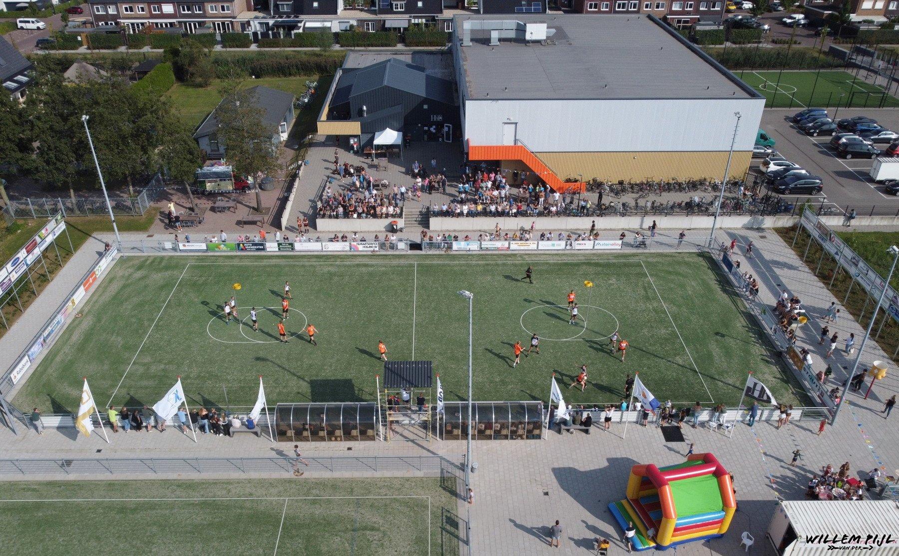 Sportvelden Tiendweg & sporthal Het Dok